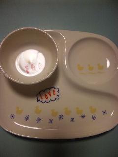 ベビー用食器