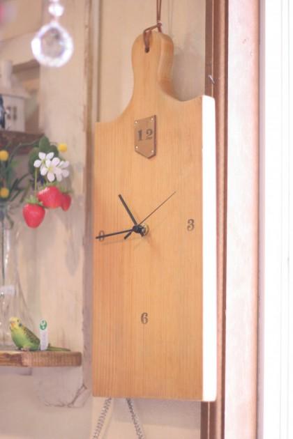まな板時計